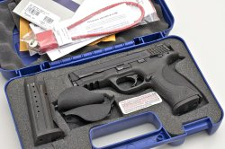Custodia della pistola Smith & Wesson M&P9