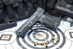 Smith & Wesson M&P M2.0 in nero