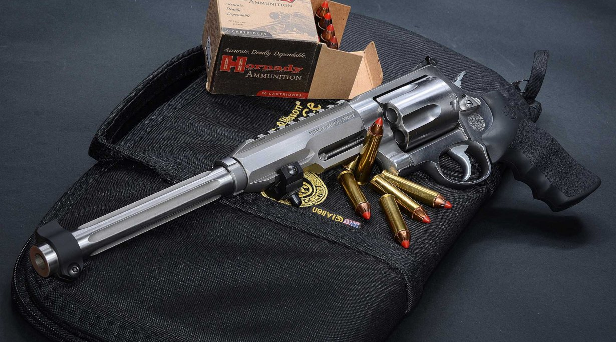 Smith & Wesson XVR .460